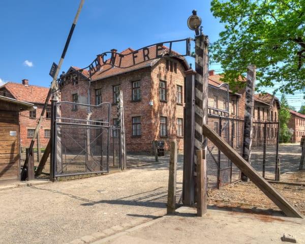 Utflukt Auschwitz og Birkenau (F, L, M)
