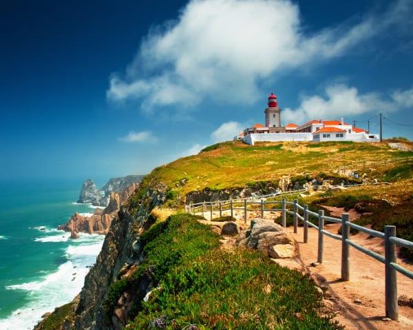 Sintra og Cabo da Roca (F, L)