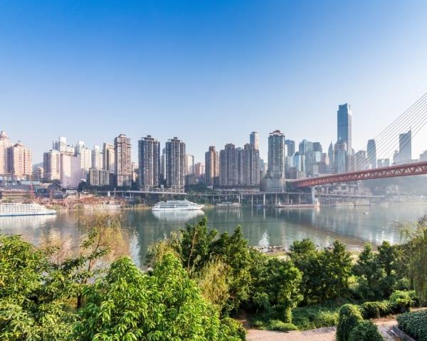 Chongqing - Start elvecruise (F, M)