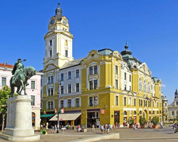 Mohacs/Pecs, Ungarn (F, L, M)