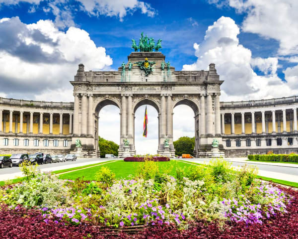 Bysightseeing i Brussel (F, L, M)