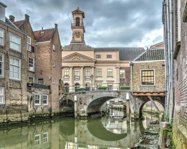 Dordrecht og Amsterdam, tid på egen hånd (F, L, M)