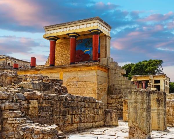Knossos - Heraklion (F, M)