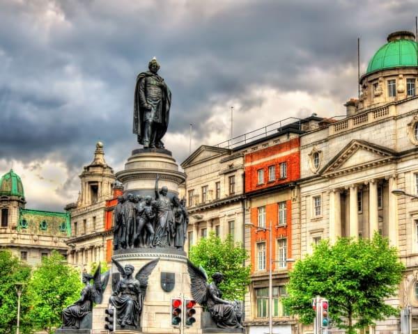 Omvisning Dublin (F, L)