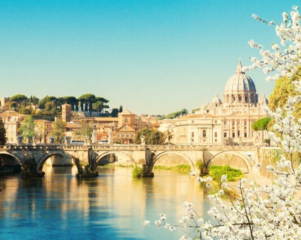 Fridag med valgfri utflukt Vatikanen (F)