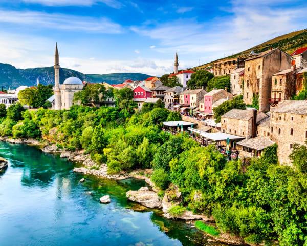 Podstrana – Mostar - Dubrovnik (F, M)