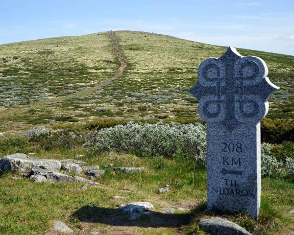 Vandring Budsjord - Fokstugu (F, ML, M)