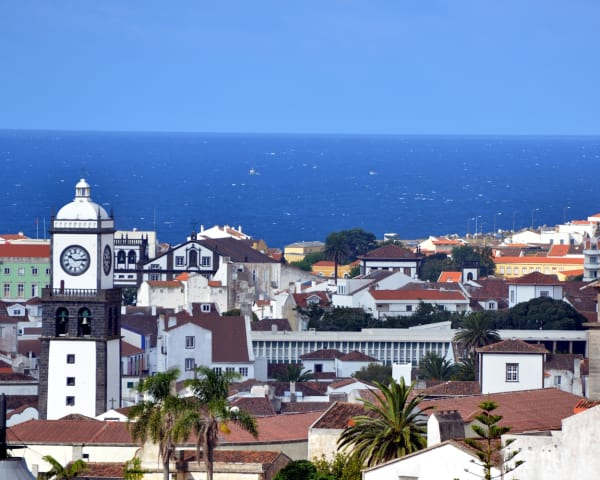 Halvdags utflukt Ponta Delgada (F)