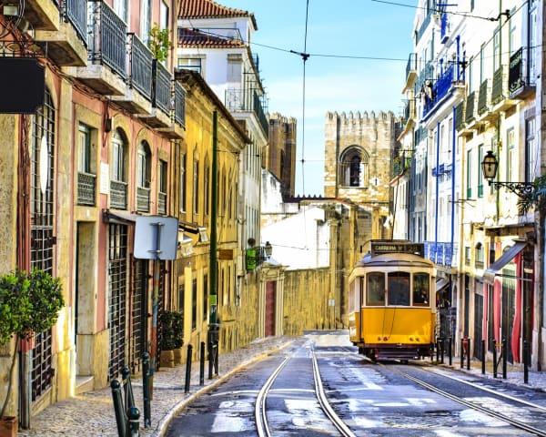 Byvandring i Lisboa (F, L, M)