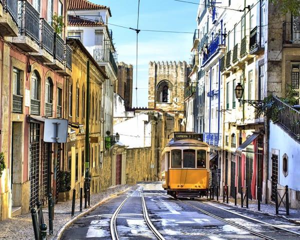 Vi oppdager Lisboa (F)