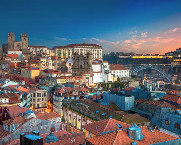 Santiago de Compostela- Porto (F, M)