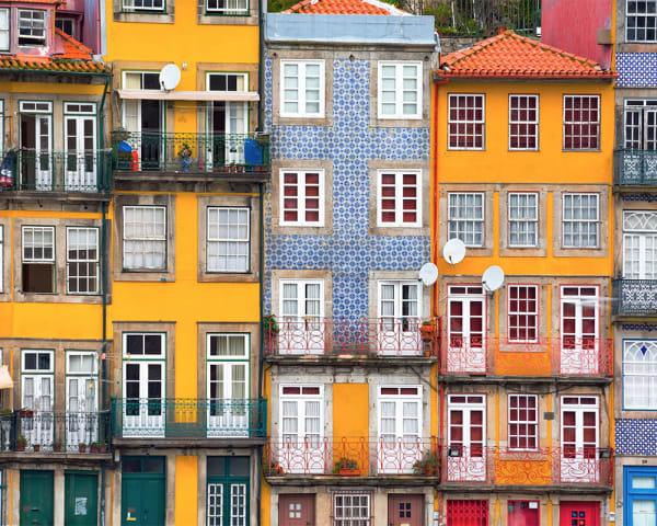 Porto - Guidet byvandring med engelsktalende lokalguide (F, L)
