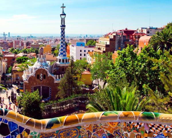 Heldagsutflukt til Barcelona (F, L, M)