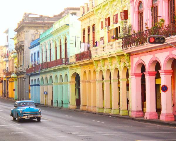 Byvandring Havanna (F, L)