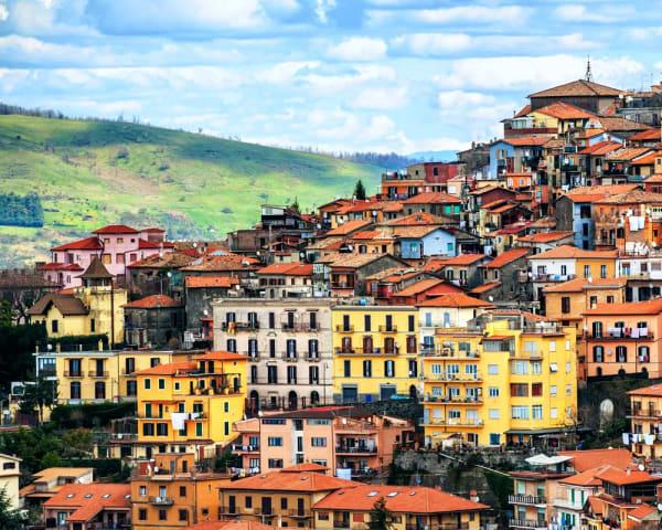 Vandring fra Rocca Di Papa til Castel Gandolfo (F)
