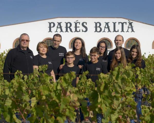 Valgfri utflukt til vingård Pares Balta (F, L)