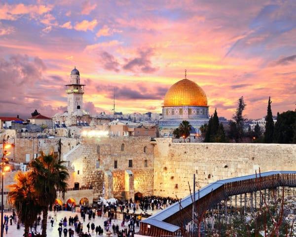 Jerusalem (F, M)