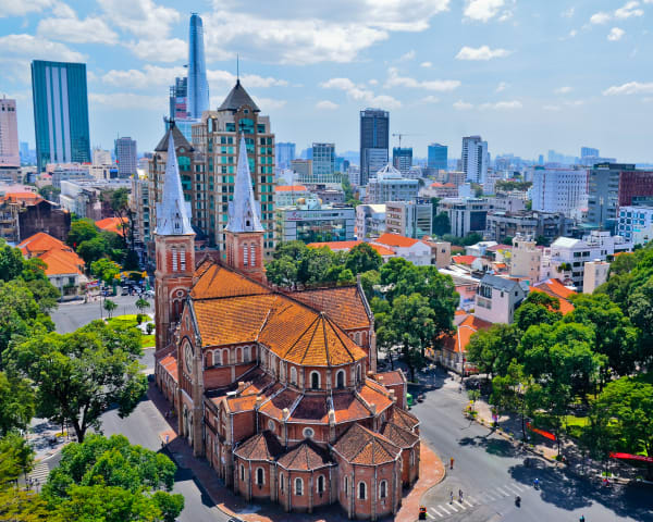 Hoi an - Ho Chi Minh byen (F, L, M)