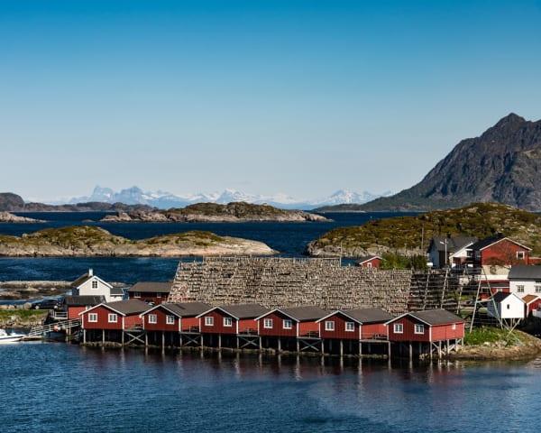 Svolvær, Kabelvåg og Henningsvær (F, M)