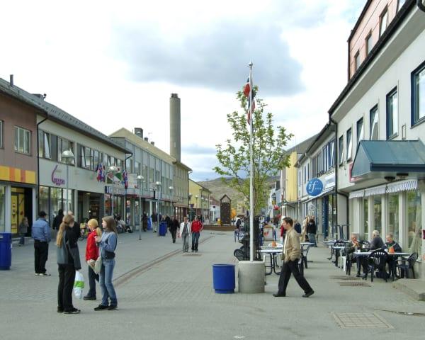 Oslo - Kirkenes (M)
