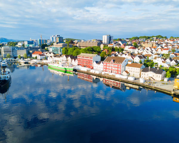 Farsund – Stavanger (F, L, M)