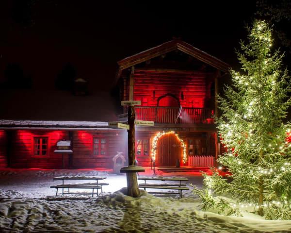 Julemarked på Savalen (F, L, M)
