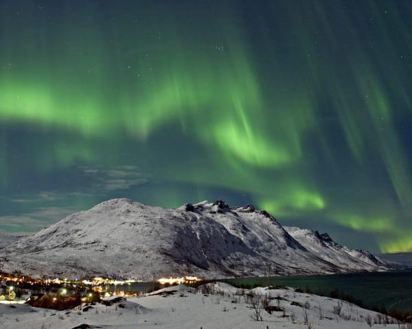 Mehamn � Hammerfest - Troms� (F, L, M)