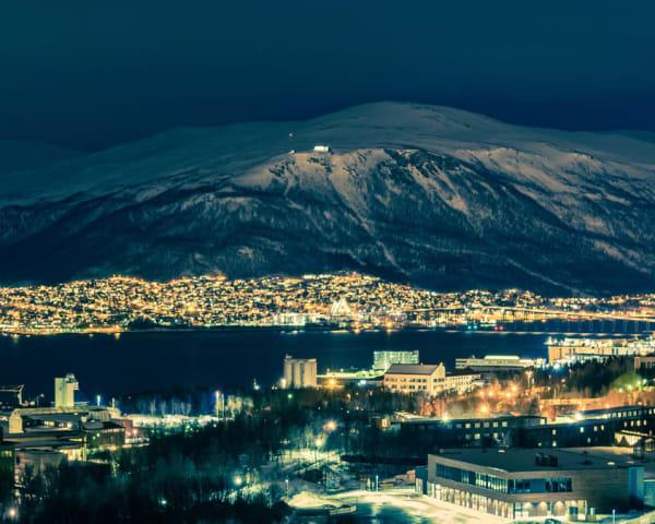 Stokmarknes – Tromsø – Skjervøy (F, L, M)