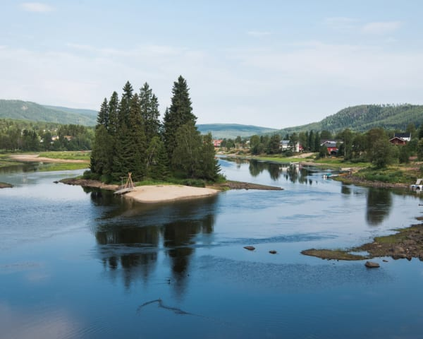 Vandring i Kolosjøen Naturpark – hjemreise (F)