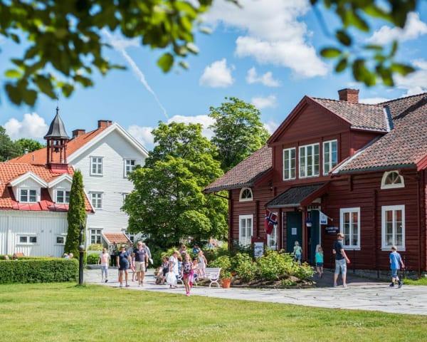 Oslo - Gardermoen – Jevnaker – Kongsberg – Sandefjord (L, M)