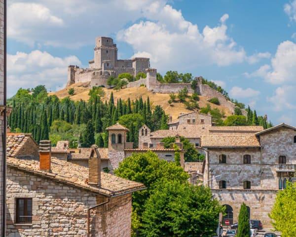Sykkeltur til Assisi (F, M)