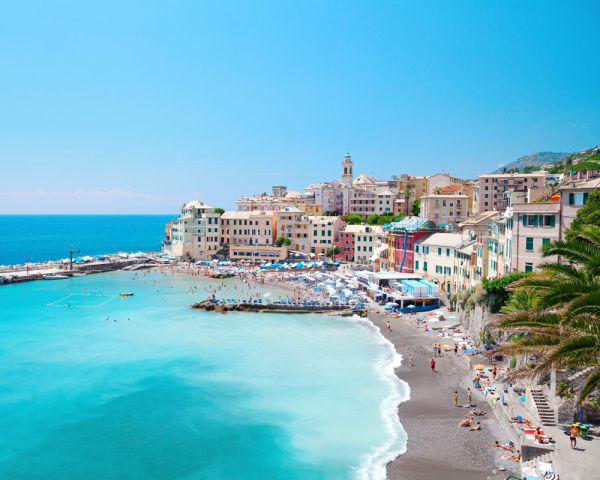 Fridag. Mulighet for heldagsutflukt til Genova (F, M)