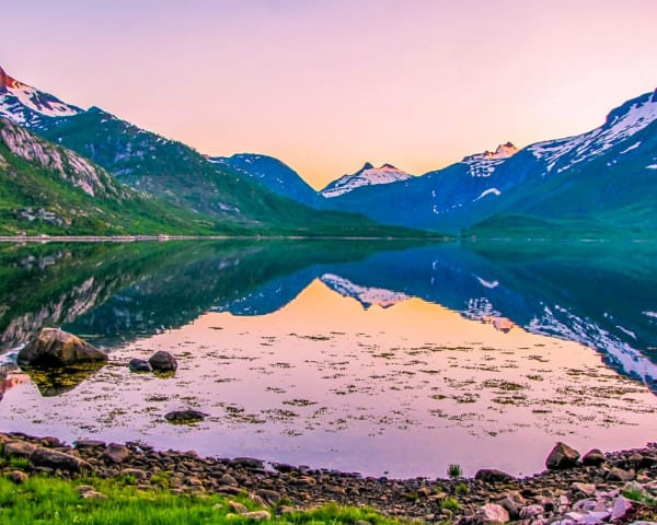 Narvik � Bjerkvik L�p 4 (F, M)