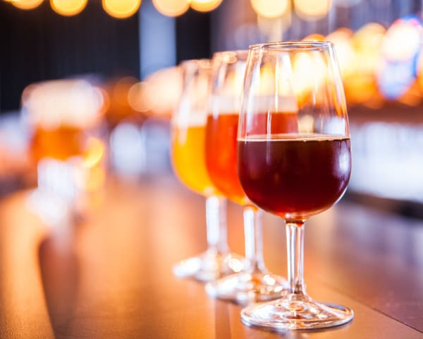 ons 28. juli - Kongsberg og ølsmaking (F, L, M)