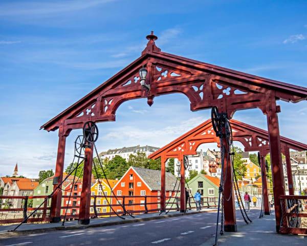 Trondheim – Nidelva og Munkholmen (F, L, M)