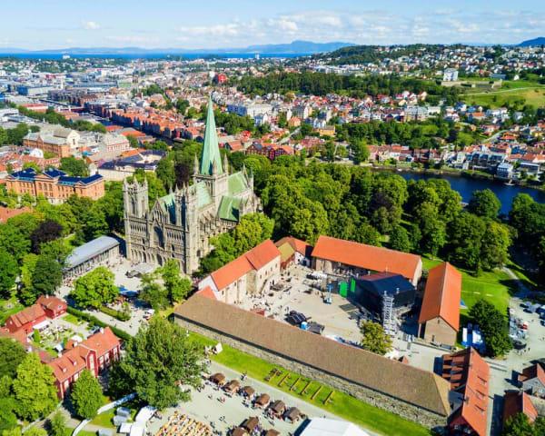 Selbu – Trondheim med sightseeing (F, M)