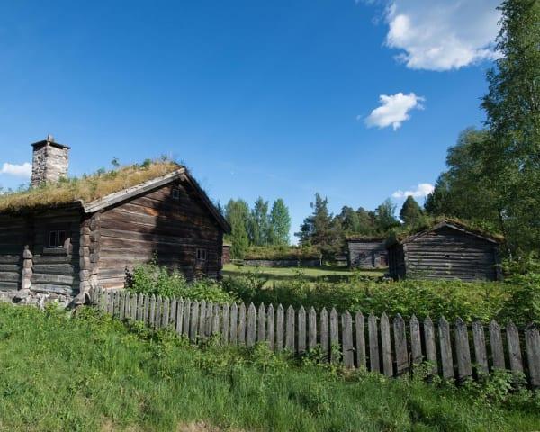 Elverum – ettermiddagsvandring i historiske omgivelser (M)