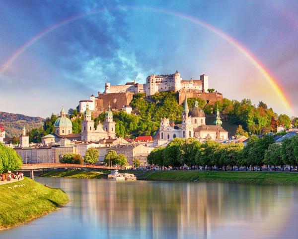 Utflukt til Salzburg