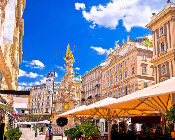 Oslo - Wien