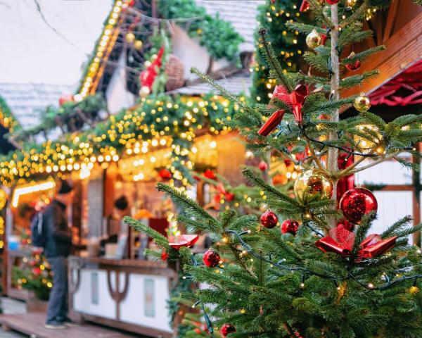 Berlin - sightseeing og julemarkeder