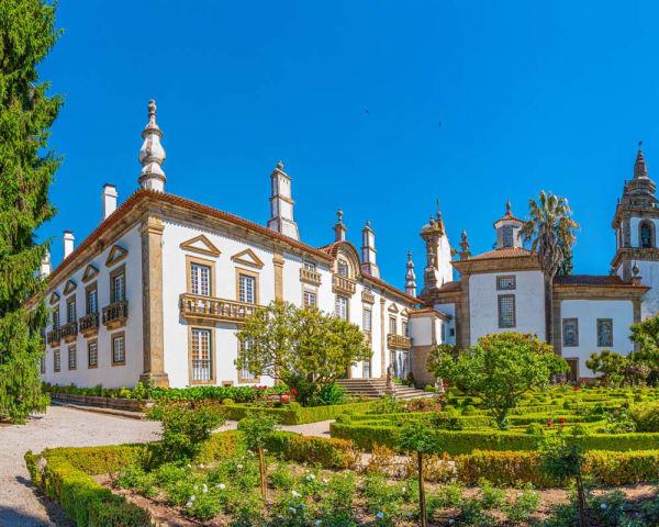 Vila Real og Solar de Mateus (F, L, M)