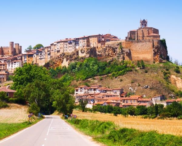 Burgos – Hontanas- Castrojeriz- León (F, M)