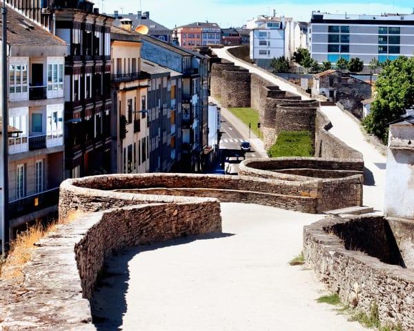 León- Cacabelos– Villafranca del Bierzo – Lugo (F, M)