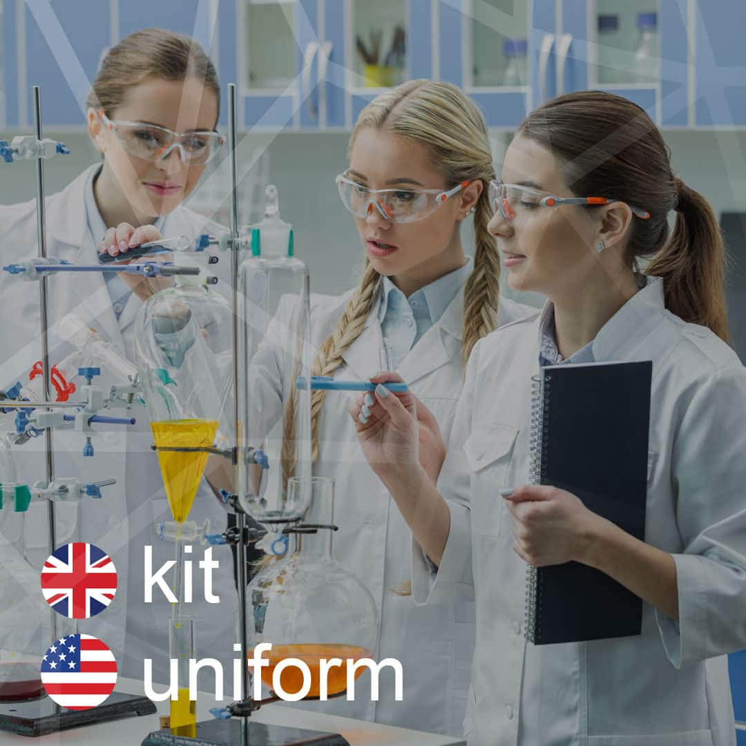 kit - uniform - uniforma