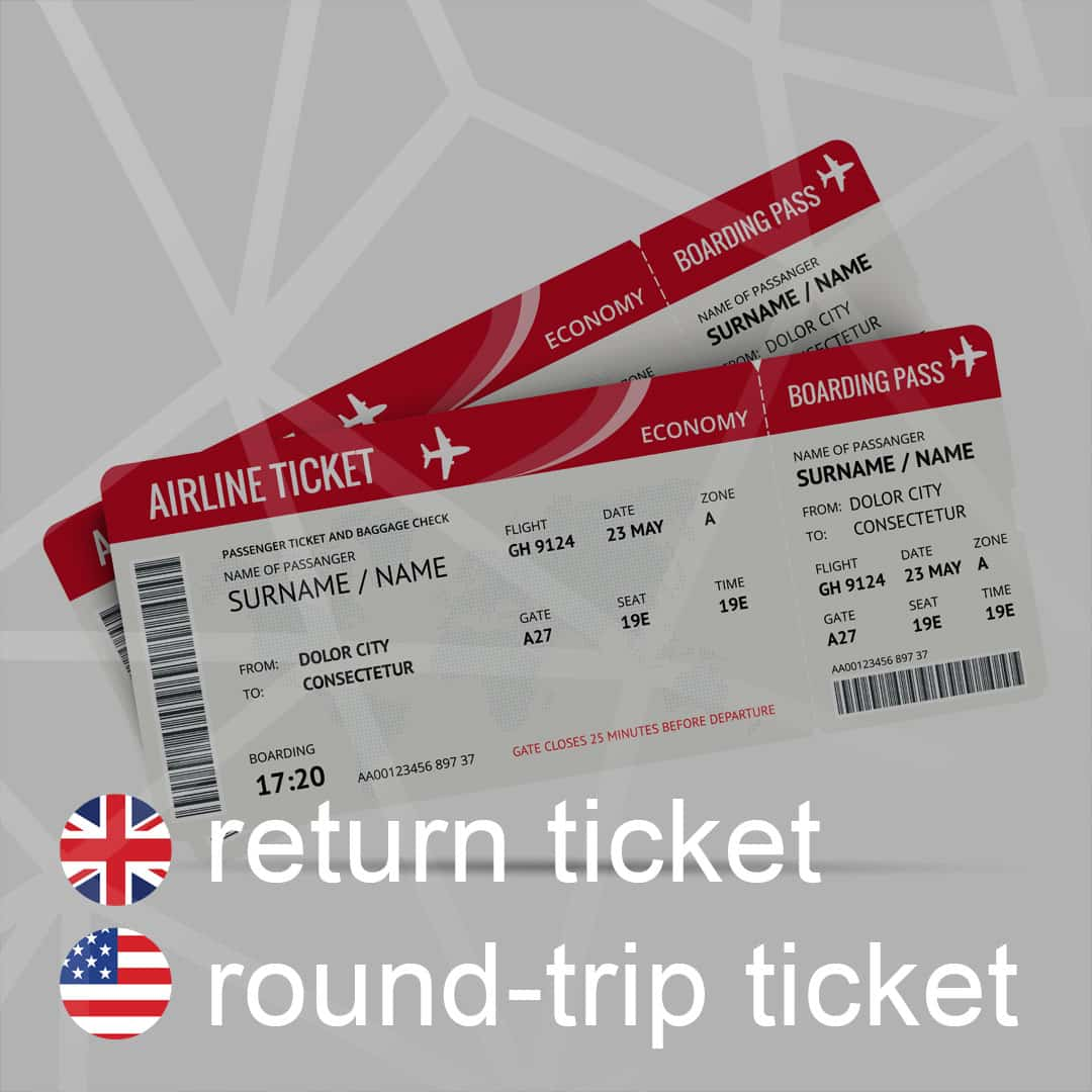 return-ticket - round-trip-ticket - spiatocny-listok