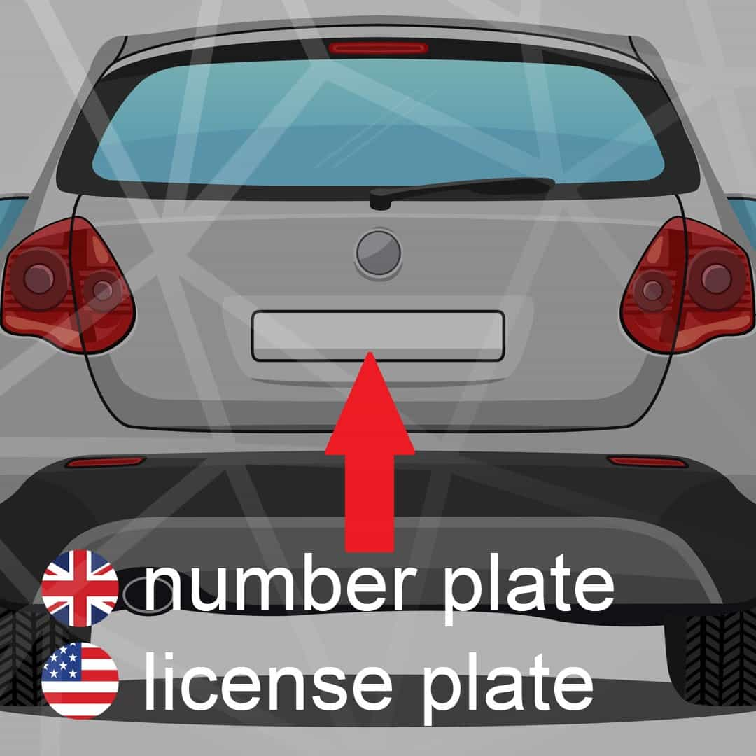 number-plate - license-plate - spz
