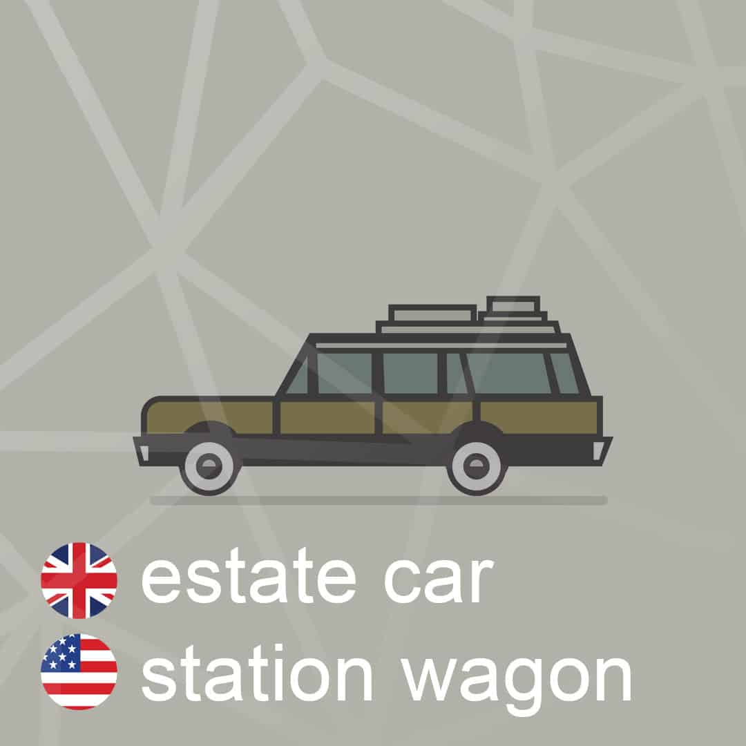 estate-car - station-wagon - kombi