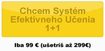 Systém Efektívneho Učenia 1+1
