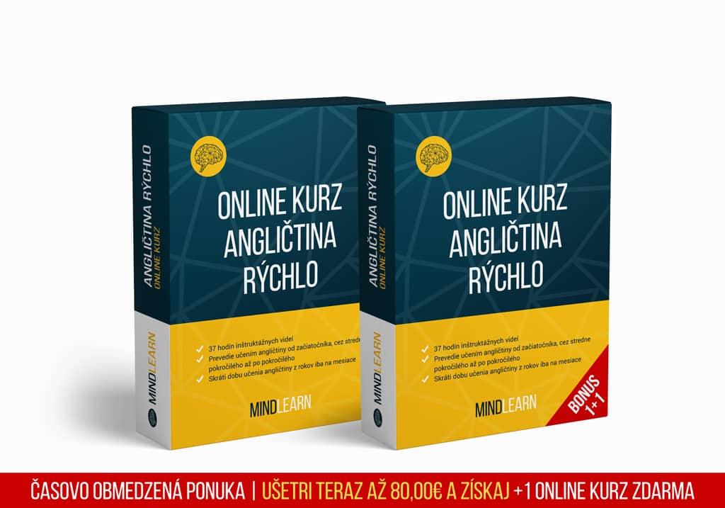 Objednávka Online Kurz Angličtina Rýchlo