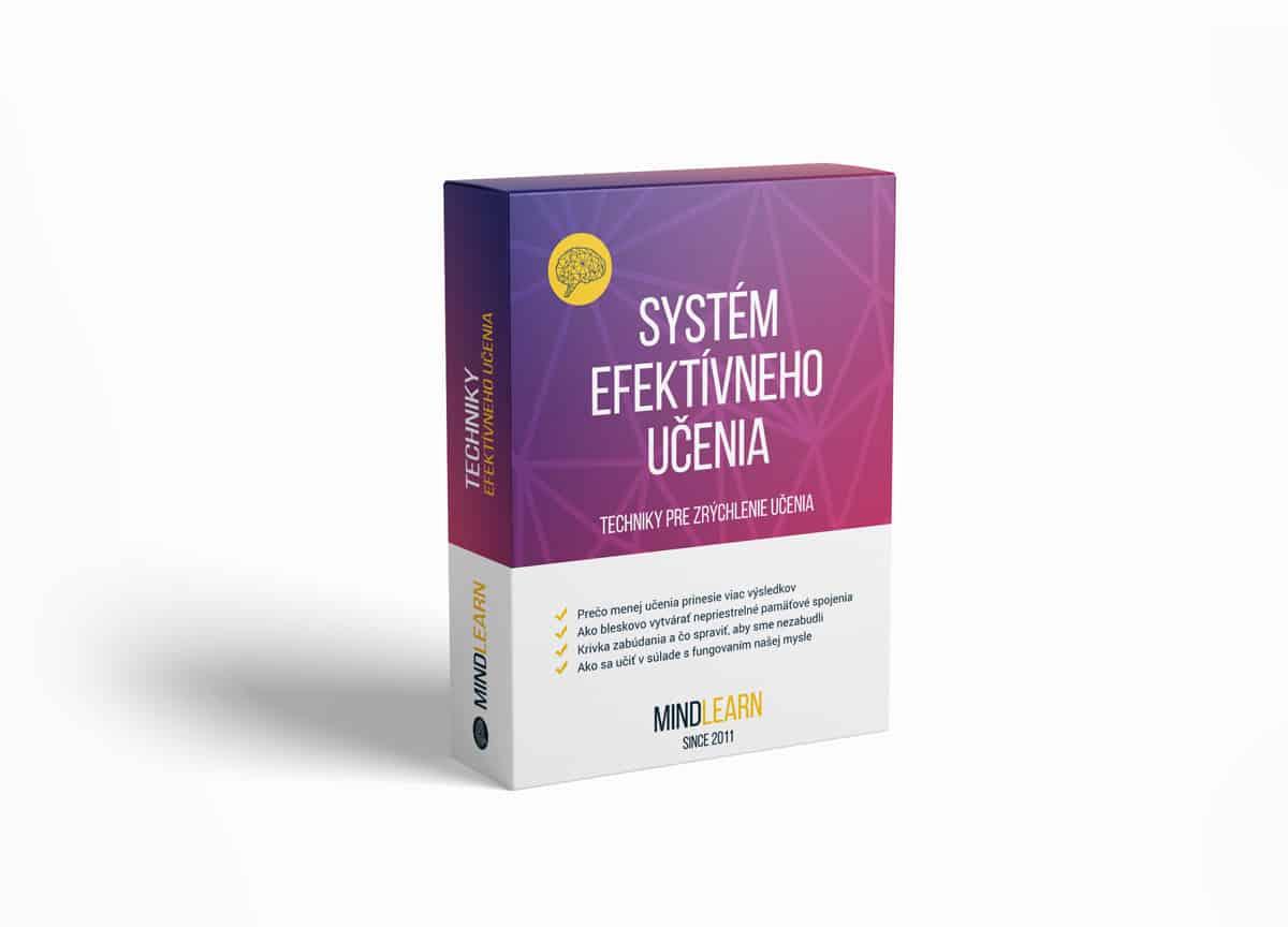 Systém Efektívneho Učenia - MindLearn